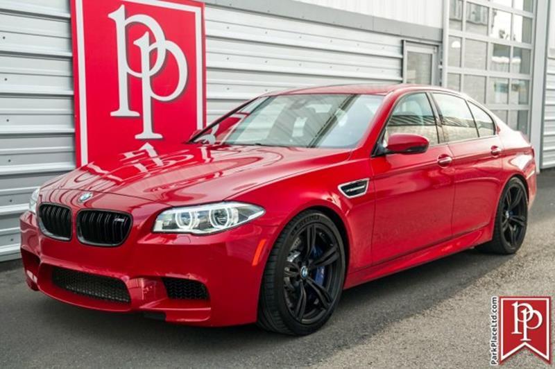 2016 BMW M5 1