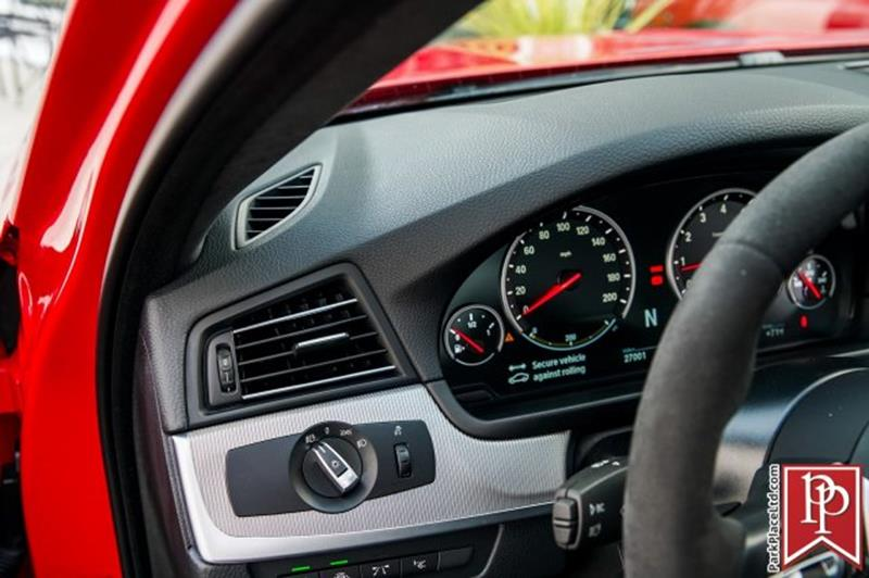 2016 BMW M5 18
