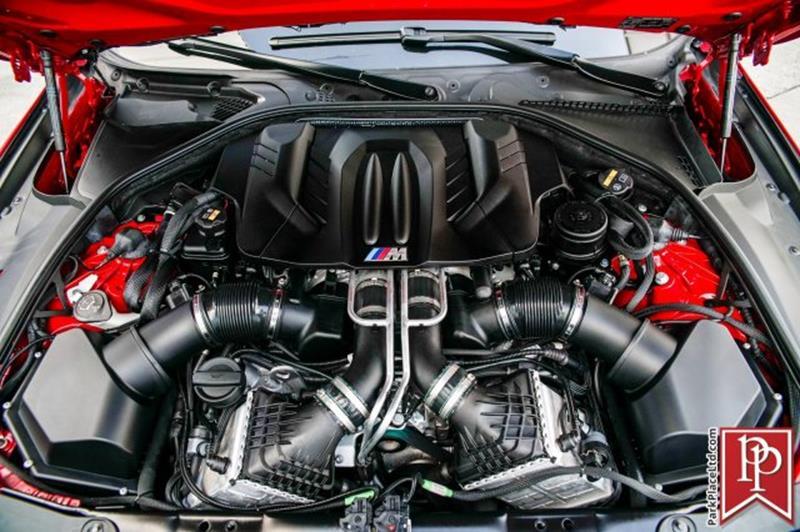 2016 BMW M5 50