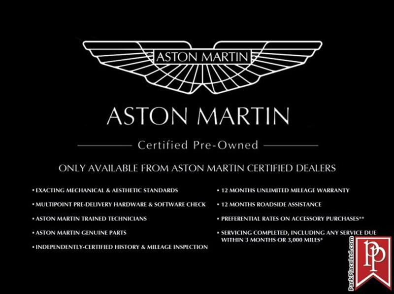 2017 Aston Martin V12 Vantage S 1