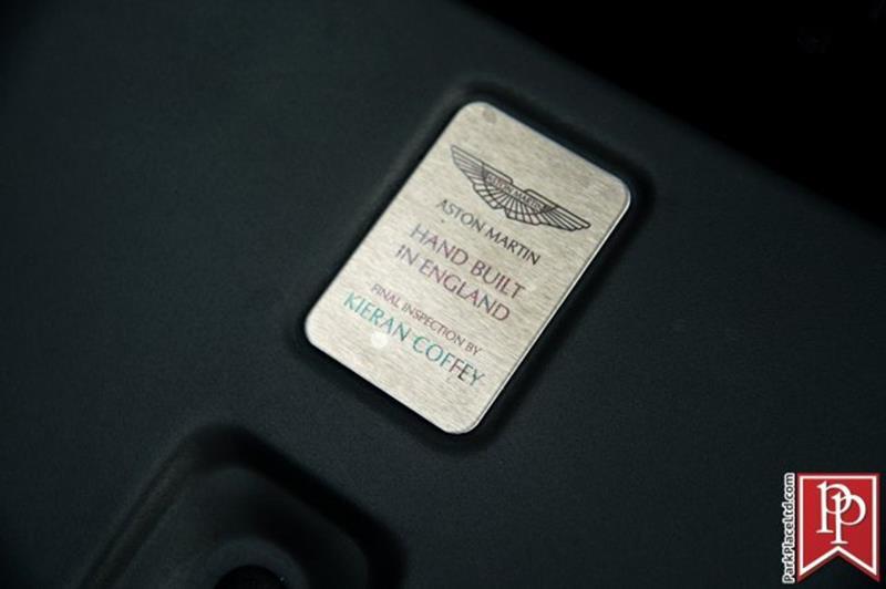 2017 Aston Martin V12 Vantage S 43