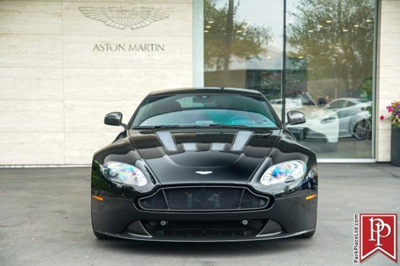 2017 Aston Martin V12 Vantage S 4