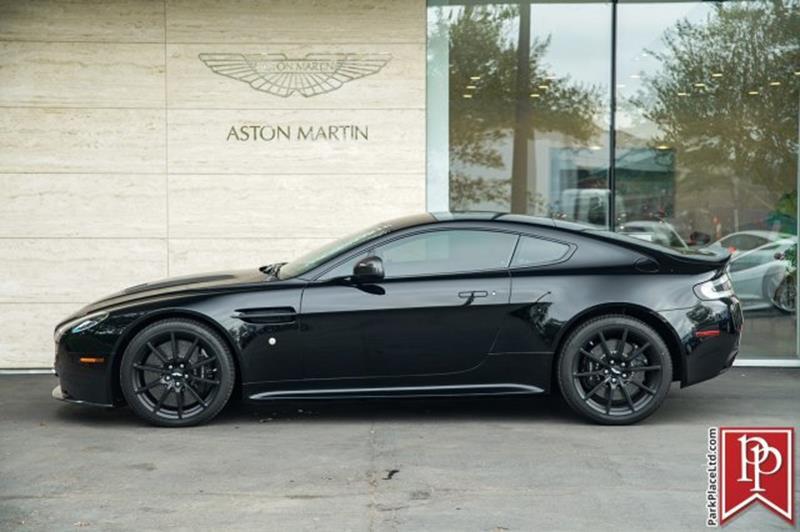 2017 Aston Martin V12 Vantage S 2