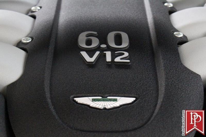 2015 Aston Martin DB9 6