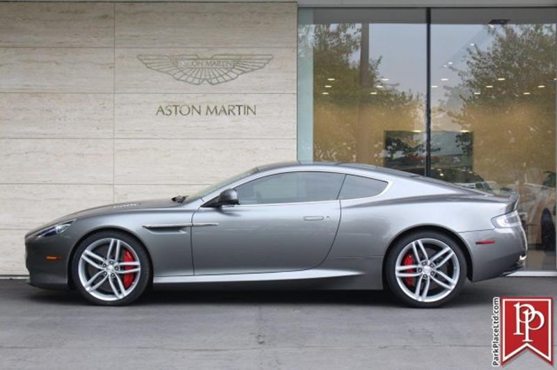 2015 Aston Martin DB9 8