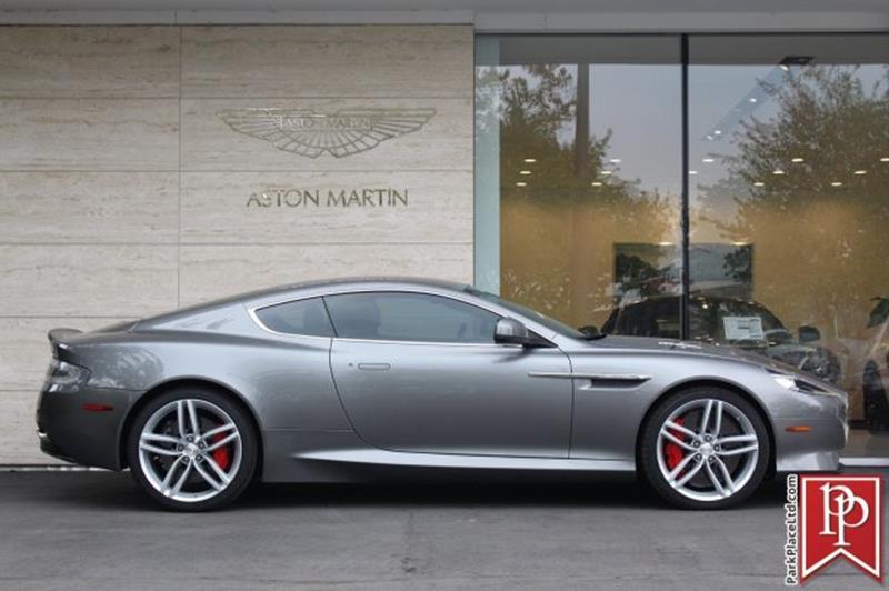 2015 Aston Martin DB9 14