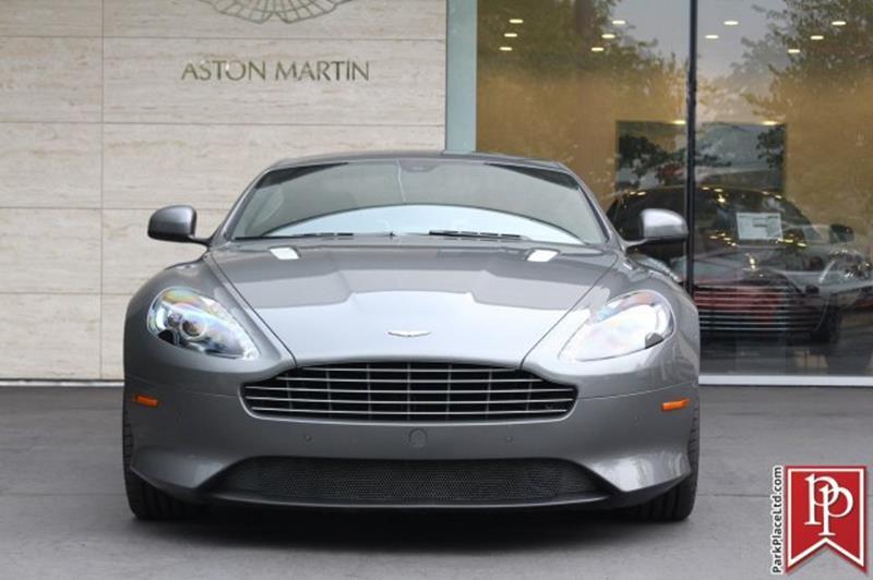 2015 Aston Martin DB9 11