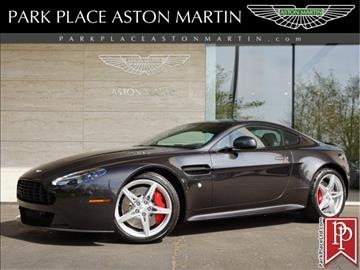 Aston martin v8 vantage for sale for Park place motors bellevue