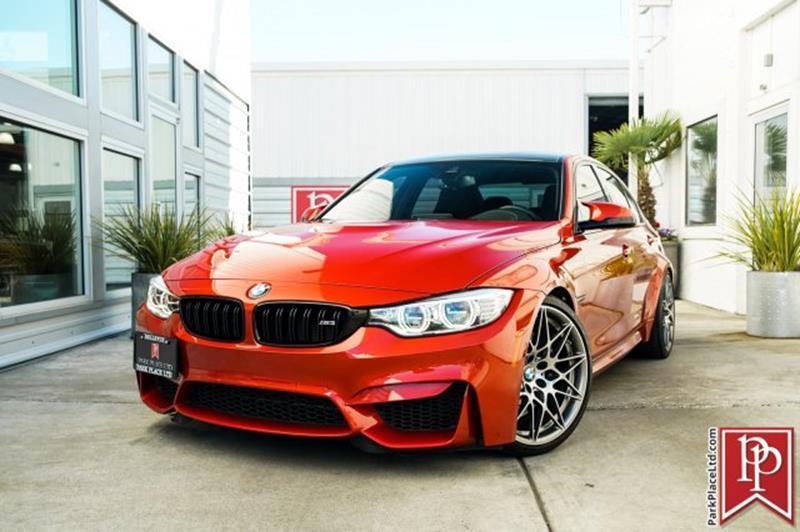 2016 BMW M3 37