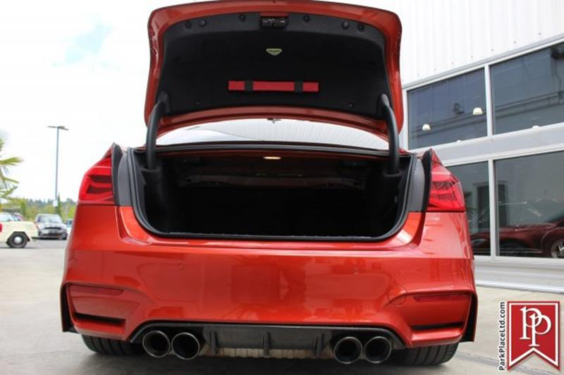 2016 BMW M3 9