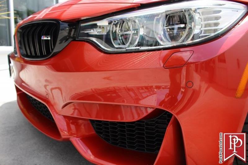 2016 BMW M3 22