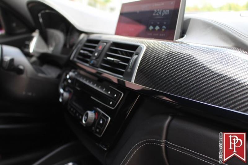 2016 BMW M3 20