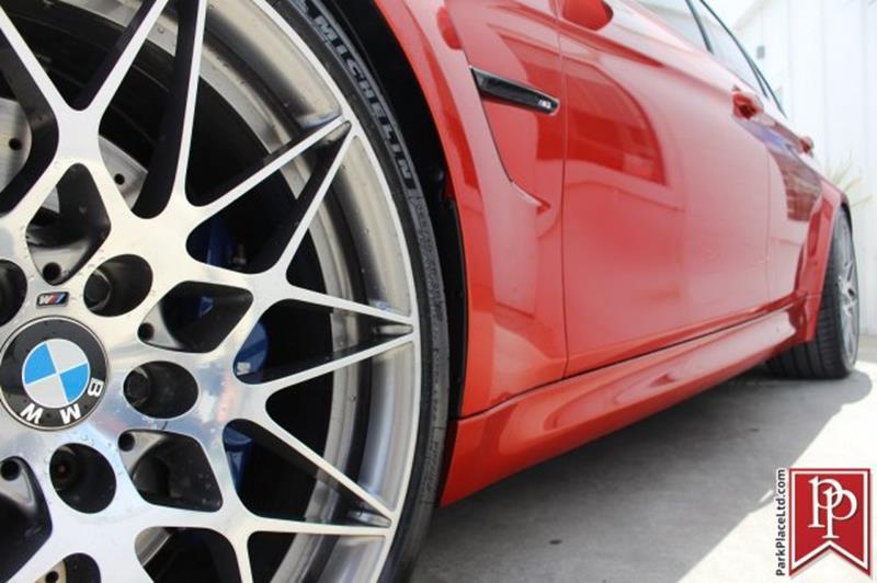 2016 BMW M3 23