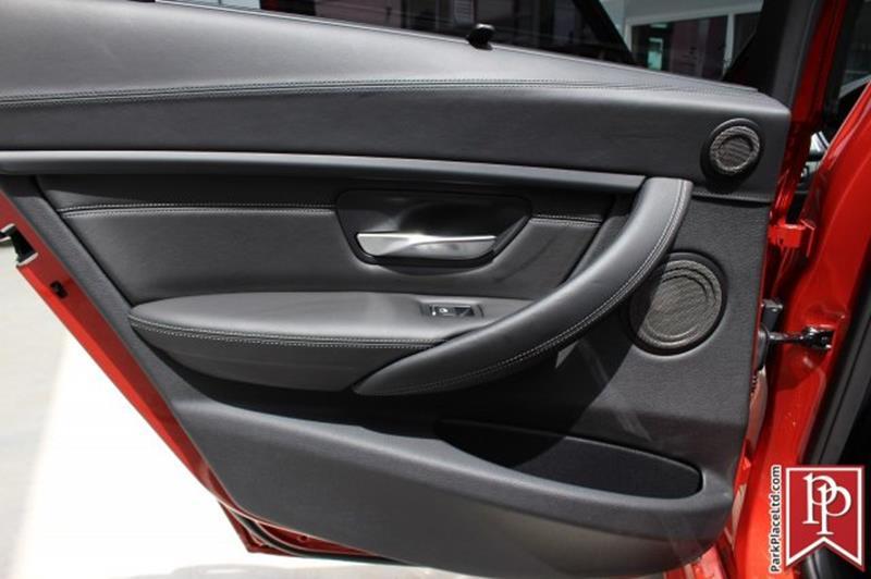 2016 BMW M3 30