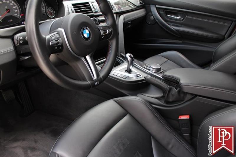 2016 BMW M3 36