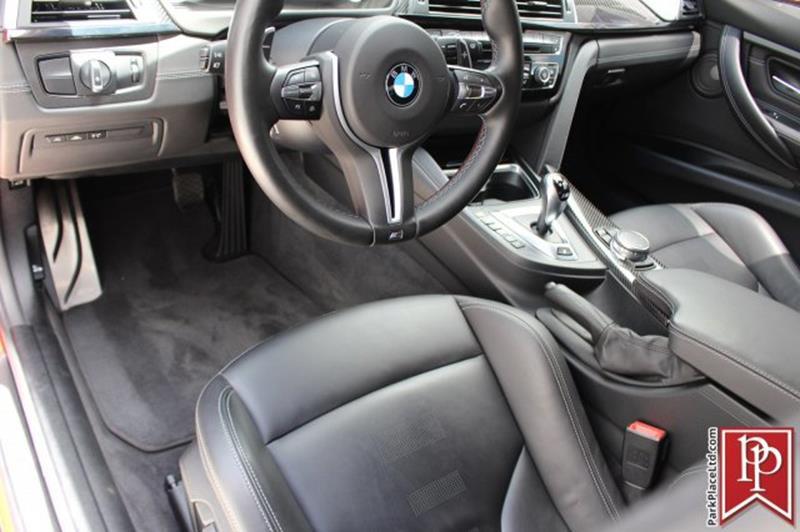 2016 BMW M3 26