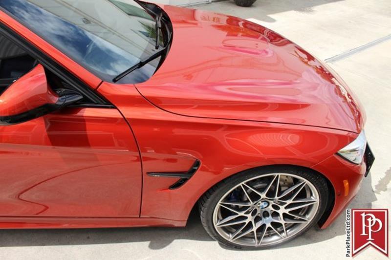 2016 BMW M3 42