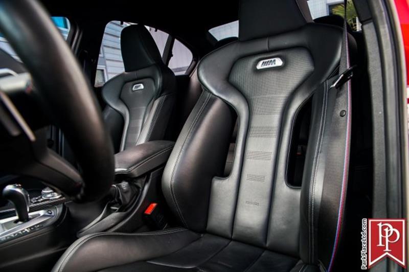 2016 BMW M3 45