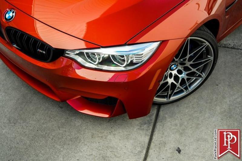 2016 BMW M3 49