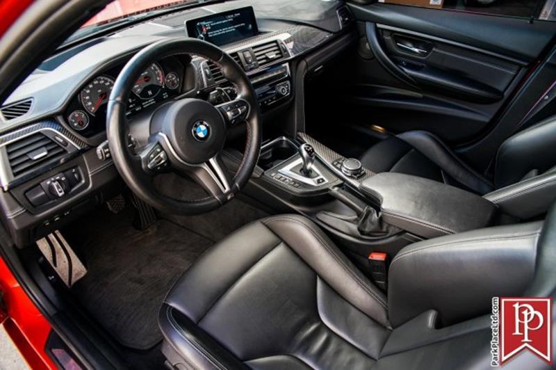 2016 BMW M3 12