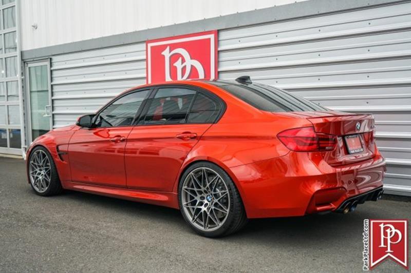 2016 BMW M3 6