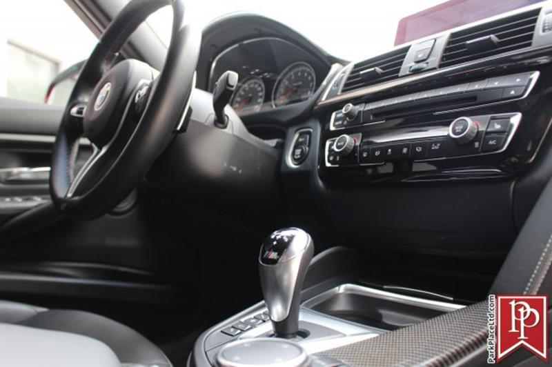 2016 BMW M3 21