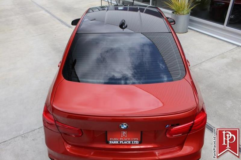 2016 BMW M3 38