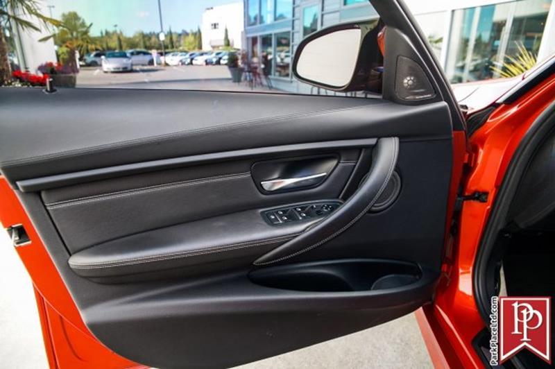2016 BMW M3 17