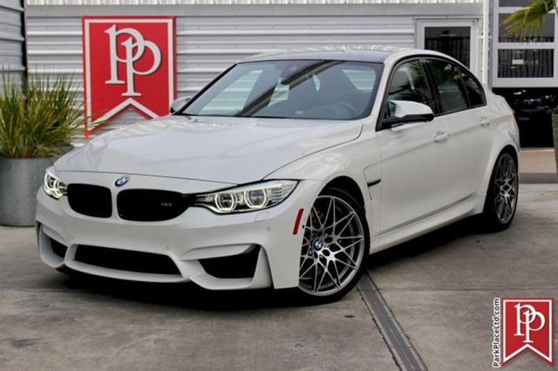 2016 BMW M3 2