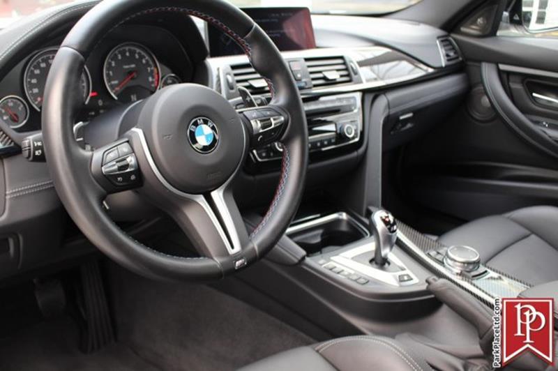 2016 BMW M3 27