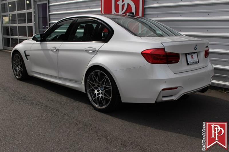 2016 BMW M3 11