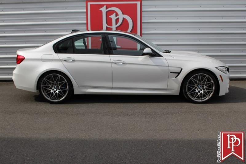 2016 BMW M3 70