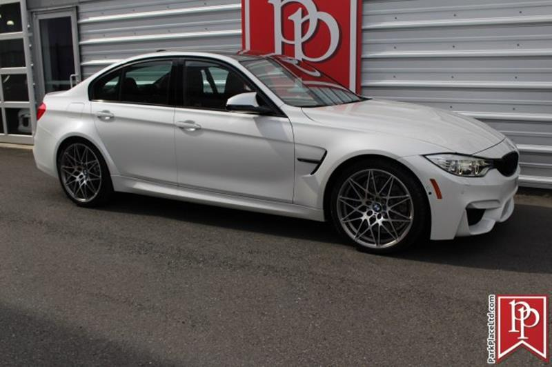 2016 BMW M3 4