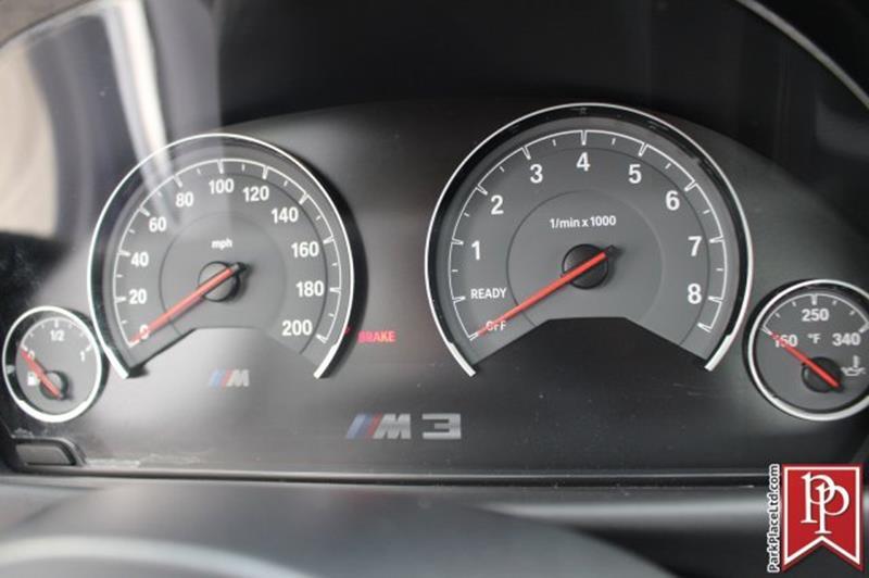2016 BMW M3 31