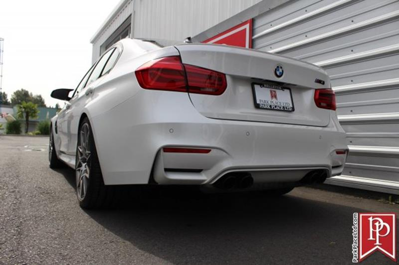 2016 BMW M3 75
