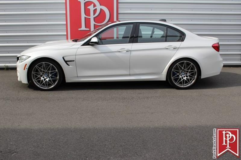 2016 BMW M3 13