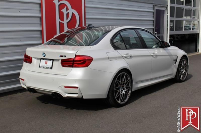 2016 BMW M3 7