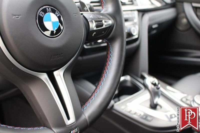 2016 BMW M3 29