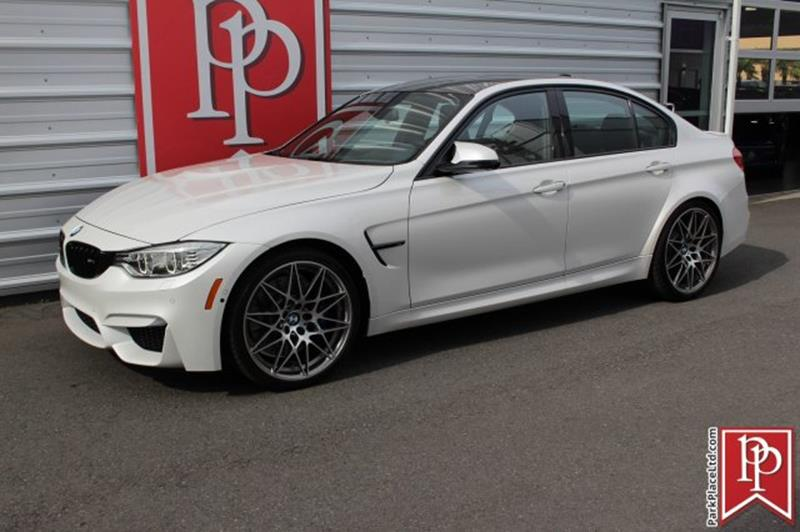 2016 BMW M3 14
