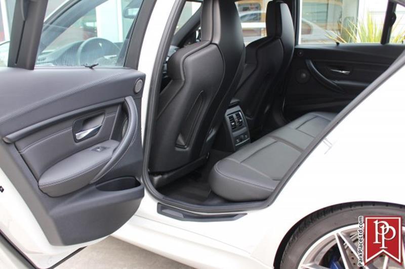 2016 BMW M3 57
