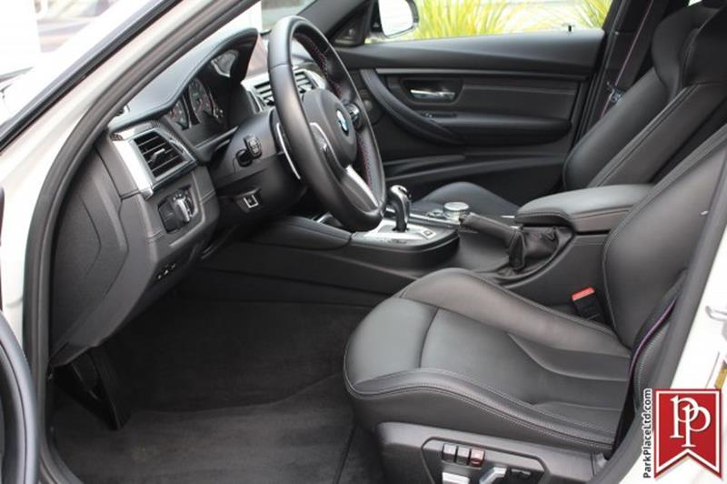 2016 BMW M3 25