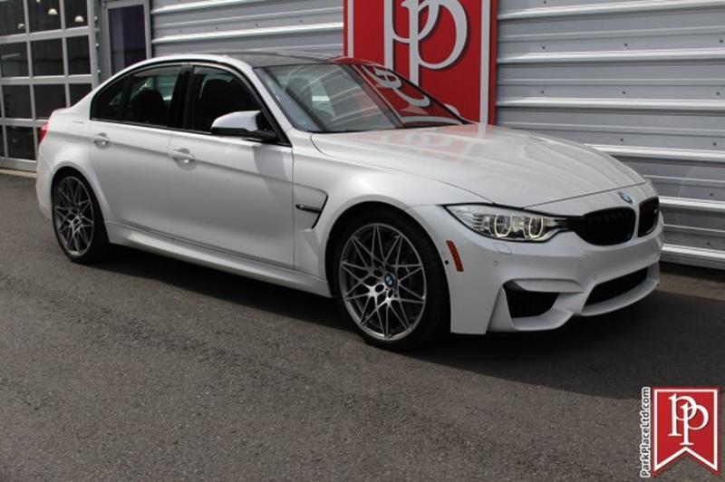 2016 BMW M3 3