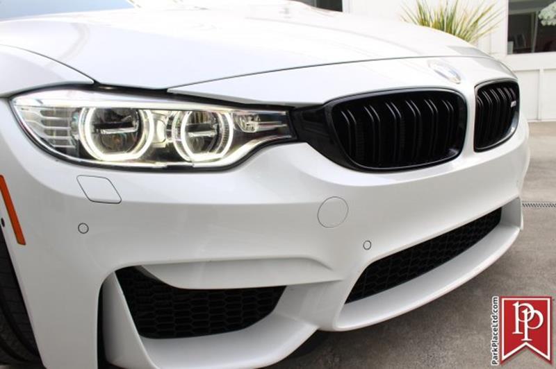 2016 BMW M3 18