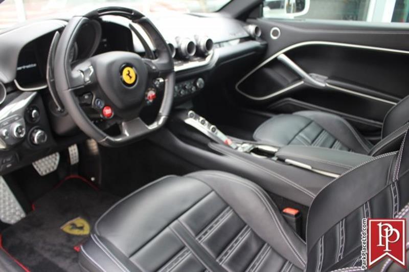 2015 Ferrari F12berlinetta 45