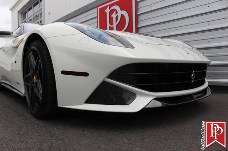2015 Ferrari F12berlinetta 80