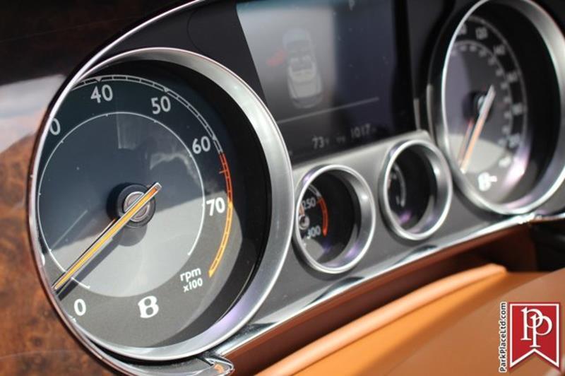 2014 Bentley Continental 33