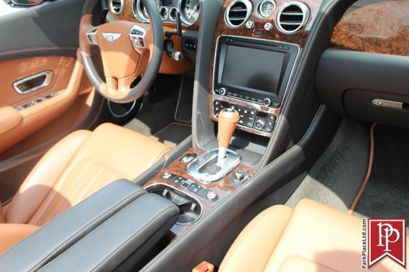 2014 Bentley Continental 44