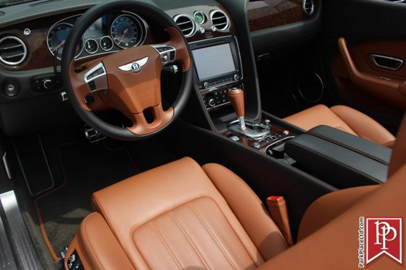 2014 Bentley Continental 27