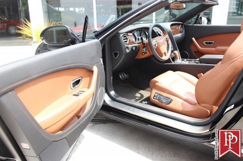 2014 Bentley Continental 23
