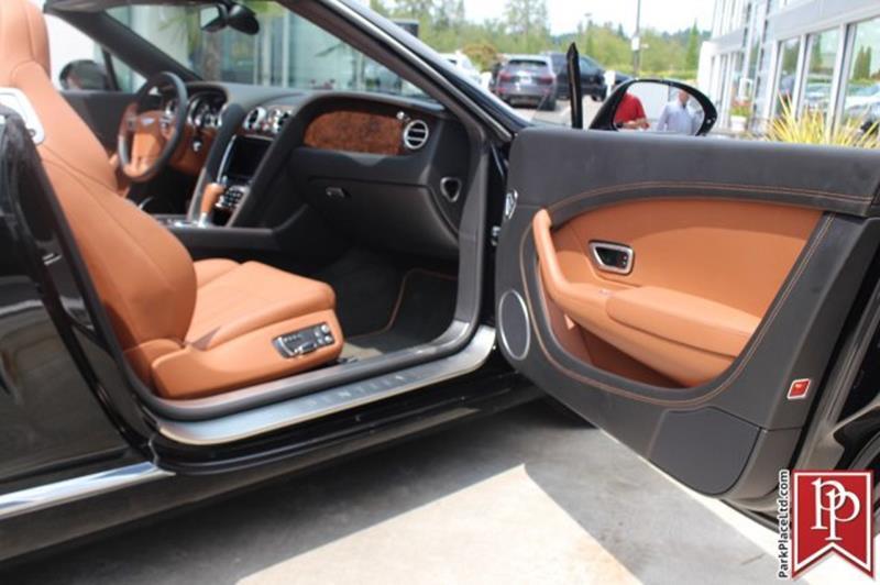 2014 Bentley Continental 38